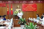 Đoàn công tác Ban Chỉ đạo Trung ương về phòng, chống tham nhũng làm việc tại Bà Rịa-Vũng Tàu