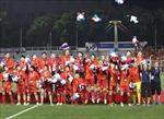 Rạng rỡ Việt Nam - Hình ảnh Đội tuyển bóng đá nữ giành HCV SEA Games 30