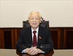 Tổng Bí thư, Chủ tịch nước Nguyễn Phú Trọng: Chung sức, đồng lòng để chiến thắng đại dịch COVID-19!