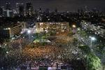 Hàng nghìn người Israel biểu tình phản đối cách chính phủ ứng phó dịch COVID-19