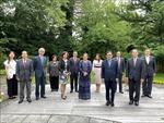Đại sứ quán Việt Nam tại Thụy Sĩ nhận chuyển giao chức Chủ tịch Ủy ban ASEAN