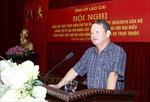 Lào Cai hoàn thành Đại hội Đảng bộ cấp trên cơ sở sớm nhất cả nước