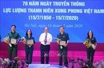 Thủ tướng dự Lễ kỷ niệm 70 năm Ngày truyền thống Lực lượng Thanh niên xung phong