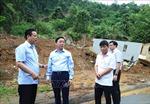 Đoàn công tác của Bộ Tài nguyên và Môi trường làm việc tại Hà Giang