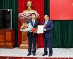 Công bố quyết định ông Lê Quang Tùng giữ chức Bí thư Tỉnh ủy Quảng Trị
