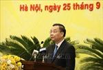 Ông Chu Ngọc Anh được bầu giữ chức Chủ tịch UBND thành phố Hà Nội