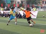 Nhiều hoạt động ý nghĩa tại Giải bóng đá các cơ quan báo chí toàn quốc lần thứ V