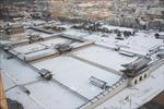 Tuyết rơi dày gây tai nạn giao thông tại Hàn Quốc