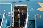 Thủ tướng Chính phủ Phạm Minh Chính lên đường dự Hội nghị các Nhà Lãnh đạo ASEAN