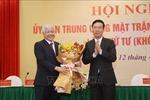 Ông Đỗ Văn Chiến giữ chức Chủ tịch Ủy ban Trung ương Mặt trận Tổ quốc Việt Nam