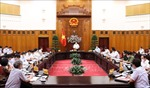 Thủ tướng chủ trì họp Thường trực Chính phủ triển khai công tác phòng, chống dịch