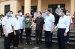 Bộ trưởng Bộ Công an Tô Lâm tiếp xúc cử tri, vận động bầu cử tại Hưng Yên