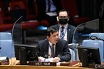 Việt Nam kêu gọi Mali tăng cường hòa hợp dân tộc, thực hiện lộ trình chuyển tiếp