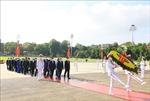 Lãnh đạo Đảng, Nhà nước viếng Lăng Bác nhân kỷ niệm 74 năm Ngày Thương binh-Liệt sỹ