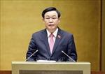 Chủ tịch Quốc hội phát biểu nhân kỷ niệm 74 năm Ngày Thương binh - Liệt sỹ