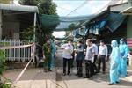 Dồn lực kiểm soát ổ dịch mới tại huyện Phú Tân, An Giang