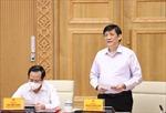 Thủ tướng yêu cầu lãnh đạo Bộ Y tế trực tiếp thông tin cập nhật về phòng, chống COVID-19 trên phương tiện truyền thông