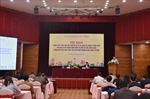 Tăng cường phối hợp chặt chẽ trong hợp tác quốc tế về pháp luật, cải cách tư pháp