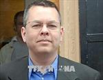 Mỹ gây sức ép để Thổ Nhĩ Kỳ thả linh mục Andrew Brunson