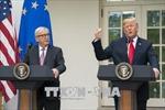 Mỹ - EU 'tháo ngòi nổ' căng thẳng
