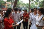 Đình chỉ 2 cán bộ coi thi ở Phú Thọ trước nghi vấn lọt đề thi môn ngữ văn