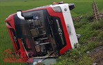 Thêm 2 người tử vong trong vụ tai nạn giao thông đặc biệt nghiêm trọng tại Kon Tum