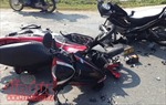 Hai xe máy tông nhau khiến 1 người chết, 2 người bị thương nặng