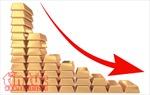 Mỗi lượng vàng tiếp tục 'bốc hơi'hơn 4 triệu đồng