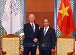 Chủ tịch điều hành WEF: Việt Nam phát triển nhanh và thay đổi 'ngoạn mục'