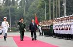 Bộ trưởng Ngô Xuân Lịch hội đàm với Phó Thủ tướng, Bộ trưởng Bộ Quốc phòng Thái Lan