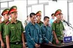 Tuyên phạt 28 năm tù giam đối với các đối tượng hủy hoại tài sản tại Bình Thuận