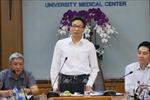 Tháo gỡ vướng mắc giữa bệnh viện và trường đại học quản lý bệnh viện