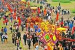 Nâng cấp Lễ hội Tản Viên Sơn Thánh, Hà Nội thành lễ hội vùng