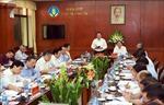 Đoàn Tiểu ban Văn kiện Đại hội XIII làm việc với Ban cán sự đảng Bộ Nông nghiệp và Phát triển nông thôn