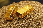 Giá vàng thế giới tụt xuống mức thấp nhấttrong gần một tuần