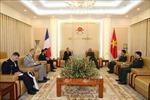 Tăng cường hợp tác quốc phòng giữa Việt Nam - Pháp
