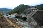 Quan trắc, theo dõi diễn biến điểm sạt lở phía hạ lưu đập Thủy điện Hương Điền