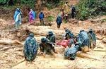 Quảng Bình: Tìm thấy thi thể hai nạn nhân vụ sạt lở ở rừng Thác Voi