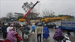 Xác định danh tính nạn nhân vụ tai nạn giao thông liên hoàn tại Thanh Hóa