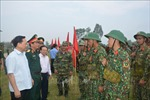 Hà Nội hoàn tất công tác chuẩn bị giao, nhận quân