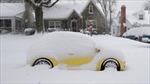 Bão tuyết hoành hành, Canada hủy lễ hội tuyết và nhiều chuyến bay