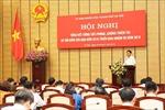 Hà Nội chủ động ứng phó phòng chống thiên tai trong mùa mưa lũ 2019