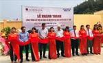 Khánh thành Trường mầm non trên đảo Lý Sơn do Agribank tài trợ