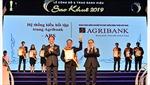 Agribank được vinh danh Giải thưởng Sao Khuê 2019
