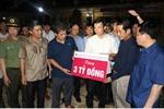 Agribank trao tặng 06 tỷ đồng hỗ trợ hai tỉnh Quảng Bình và Hà Tĩnh khắc phục thiệt hại do lũ lụt