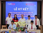 Agribank Chi nhánh Phan Đình Phùng và Mobifone Khu vực 2  hợp tác hướng tới lợi ích thiết thực