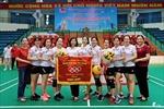 Agribank Bắc Yên Bái giành giải nhất toàn đoàn Hội thao ngành Ngân hàng
