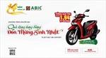 'Quà tặng tưng bừng – Đón mừng sinh nhật' của Bảo hiểm Agribank