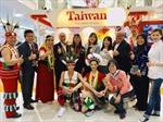 Các công ty du lịch Đài Loan tham gia hội chợ du lịch tại Malaysia và Singapore