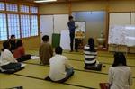 Thành phố Otsu tổ chức 'Bài học thử nghiệm Kyogi Karuta' dành cho sinh viên quốc tế